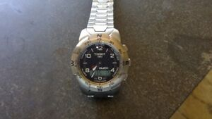 Tissot T Touch titanium watch