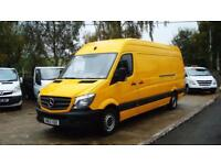 2014 MERCEDES BENZ SPRINTER 2.1 CDI 313 LWB Extra High Roof VAN