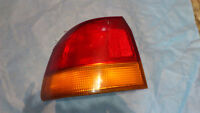 1996 Honda Civic Tail Light Sedan Left Side
