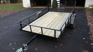 6' x 10'  (NO TAX) Utility Trailer