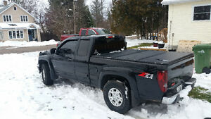 2007 Chevrolet Colorado Ext Cab Z71 Pickup Truck