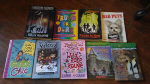 9 Children's Novels