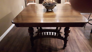 For Sale: Antique dining table