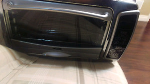 Oster toaster oven. Used once.