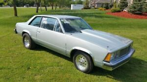 1980 Malibu Drag car  Turn key