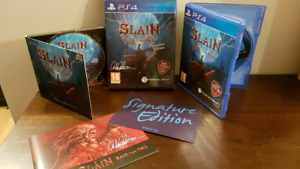 Slain signature edition Playstation 4 ps4