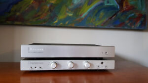 """Bryston BP26DA & MPS-2 -17"""" Silver - Refined Sound and Beauty!"""