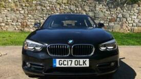 2017 BMW 1 Series 116d Sport 5dr Manual Diesel Hatchback