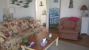 Port Stanley 2 bed. renovated cottage 960 all incl. Jan to May