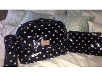 Cath Kidston Baby changing bag.