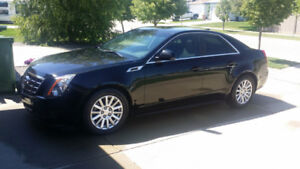 2013 Cadillac CTS4 AWD 50,000KM