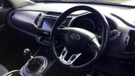 2014 Kia Sportage 1.7 CRDi ISG 4 5dr Manual Diesel Estate