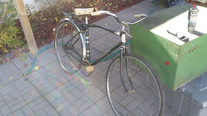 classic eatons glider bicycle. original antique