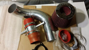 Bomz 3 inch cold air intake for a Infiniti and Cefiro