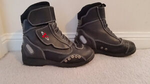 Motorcycle Boots MINT