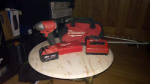 Milwaukee® M18™ Brushless Impact Cordless 18 Volt, Li-Ion