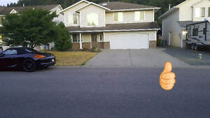 **Chilliwack Sardis 4 bedrooms 2 bathrooms 2 story family home *