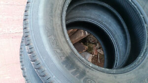 8 tires ....