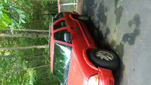 2002 GMC Jimmy SUV, Crossover