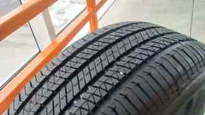 Single 205/55/16 Dunlop all season tire - 8/32nd tread.