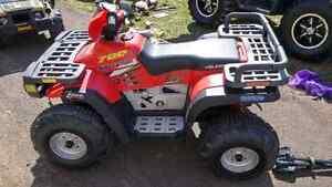 Kids 4 wheeler for parts