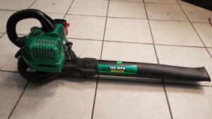 Weed Eater 23cc 2-Cycle Gas Powered 150 mph Blower