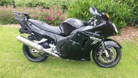 Honda CBR1100XX Super Blackbird PX Swap Anything considered UK Delivery