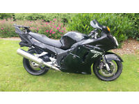Honda CBR1100XX Super Blackbird PX Swap Anything considered UK Delivery