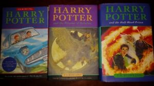 HARRY POTTER BOOKS J.K.RAWLINGS MAGS GAME