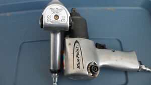 Snap On Blue Point Impact Combo. 3/8 and 1/2 Inch. $250 each. Prince George British Columbia image 3