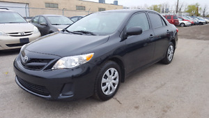 2013 Toyota Corolla Certified Etested  $7700