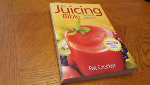 The Juicing Bible - Brand New