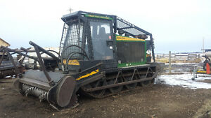 Gyro mulcher gt18xp for sale or rent