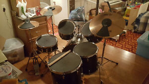 Pearl Drum set for sale Strathcona County Edmonton Area image 2