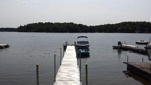 Cottage for rent, Hot tub, Lake, dock babyfoot poker (10)