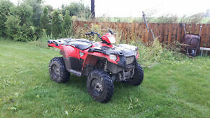 2015 Polaris Sportman 570 efi great condition low mileage 540km