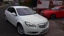 2010 60 VAUXHALL INSIGNIA 2.0 CDTi 16V 160 ELITE WITH DRL HEADLIGHTS,AMAZINGSPEC