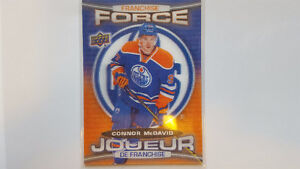 Tim Hortons Hockey Cards Franchise Force - Various 2016/2017