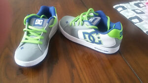 New DC sneakers