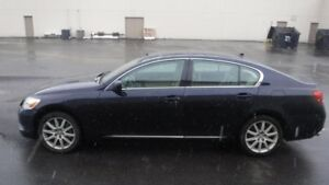 2007 Lexus GS 350 4dr Sdn AWD...NOBODY GETS TURNED DOWN !!!