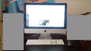 "iMac 21.5"" Quad Core i5 very fast"