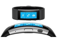 Microsoft Band 2 Activity Tracker, Mint Condition, in Warranty (Large)