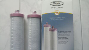 Whirlpool/Ecowater/Sears/Kenmore WHERF Pre/Post Carbon Filter