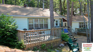 2 & 3 Bedrm Cottages Overlooking Callander Bay! Minutes from NB!