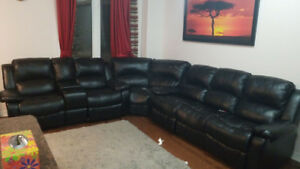 Sectional Recliner and Massage Sofa for Sale
