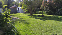 Lawn Care Service Guelph