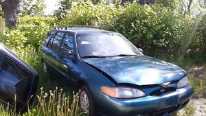 1997 Ford Escort LX Other