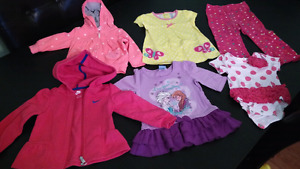 FANCY BABY GIRL CLOTHING