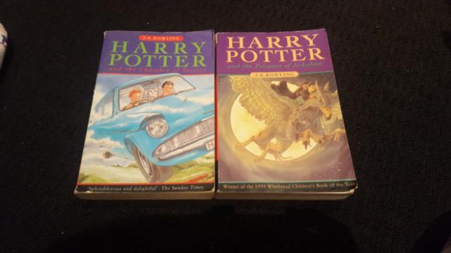 Harry Potter Books X2 Children S Books Gumtree