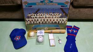 Ultimate Toronto Blue Jays memorabilia fan bundle